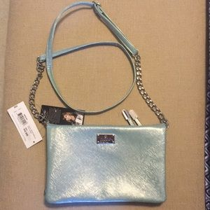 NWT: Nicole Miller crossbody purse